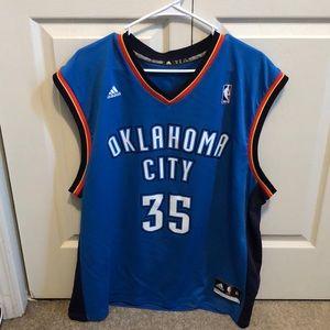 Kevin Durant Oklahoma City jersey